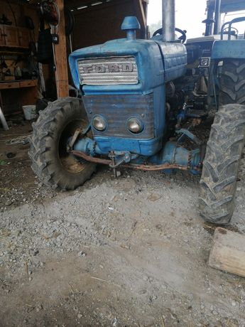 Tractor Ford 2000, 4x4
