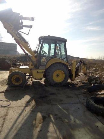 Dezmembrez New Holland B90B, an 2008, punti,hidraulice,etc.