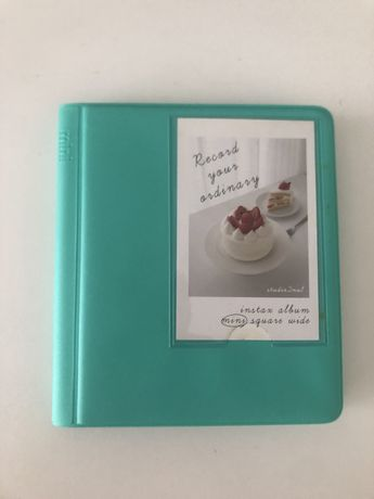Альбом для instax mini 9, polaroid