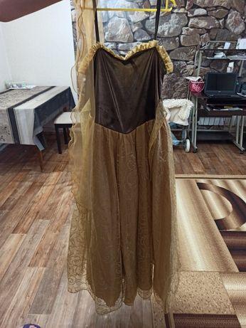 Вечернее платье для девочки, на возраст 10-12 лет