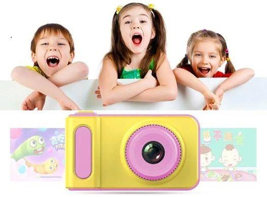 Цифров детски фотоапарат Kids Camera Summer Vacation