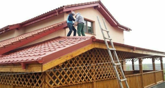 Modificari complete și reparații acoperișuri