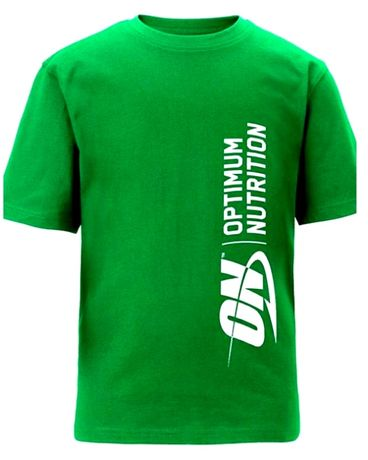 Optimum Nutrition Green Limited Edition T-Shirt