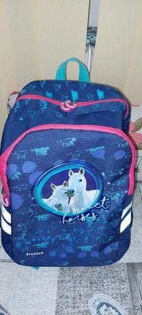 Ghiozdan școală Unisex..cu cai ,căluți  marca Starpak Sweet Horses