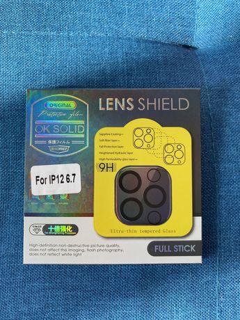 Стъклен Протектор Камера iPhone 12 Mini 12 Pro 12 Pro Max 11 Pro Max
