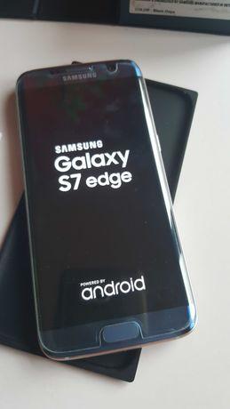 Samsung GALAXY S7 Edge, Dual Sim, 32GB, Blue Coral