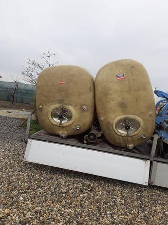 Bazin, Butoi,Rezervor, fibră de sticlă 3000litri