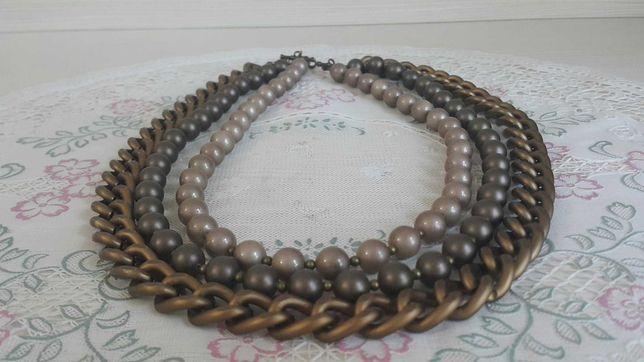 Ожерелье с цепью
