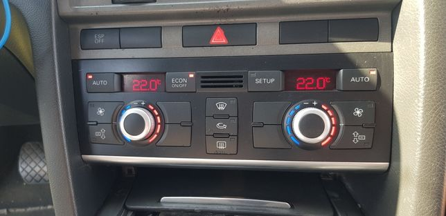 Climatronic Audi A6 C6 / Facelift