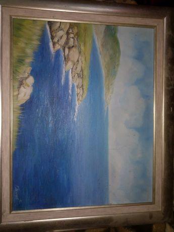 "Картина ""Полъх на морето"" от Георги Денчев"