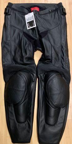 Pantaloni piele motociclism Motoguzzi