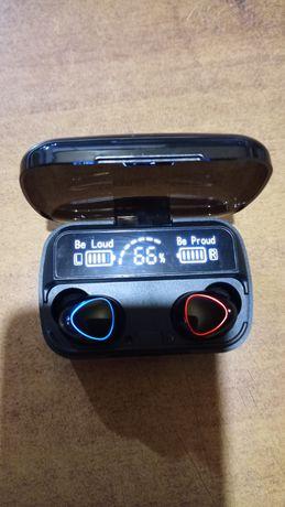 Блютуз наушники. TWS V5.1
