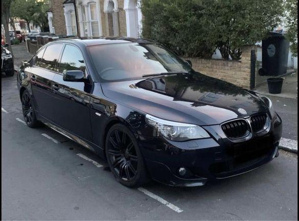 BMW E60 БМВ Е60 2009 Msport М пакет фейслифт facelift n53 НА ЧАСТИ