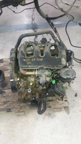 Motor 1.9d WJY 69cp 2000 - 2006 Peugeot Expert , Citroen Jumpy