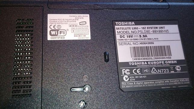 Toshiba l350