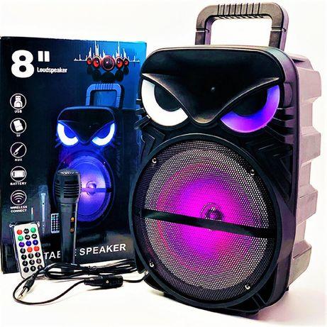 НОВИНКА! Большая Колонка Блютуз Микрофон не JBL калонка speaker