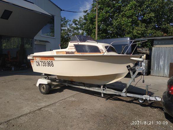 Лодка Gyu marine 400