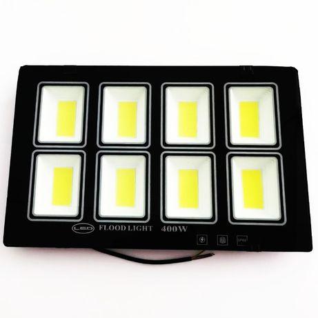 Proiector LED 400w Slim pentru exterior