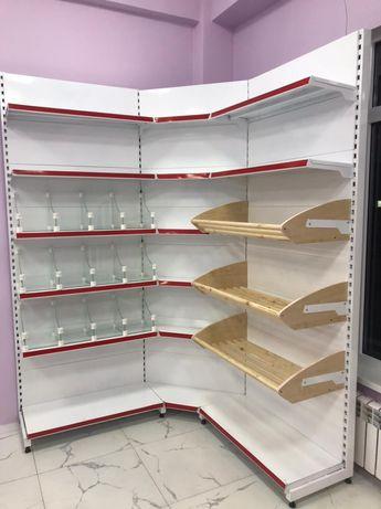 Стеллажи полки для вашего магазина  хлебные корзины
