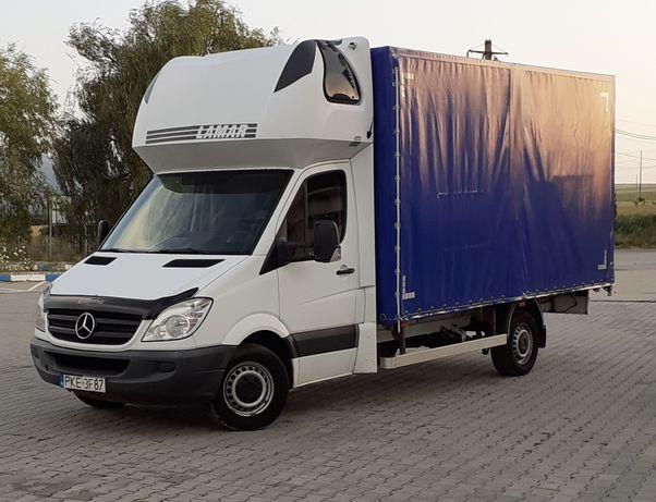 Mercedes sprinter 319. 318. 316.  3.0L an  2012  190 cp