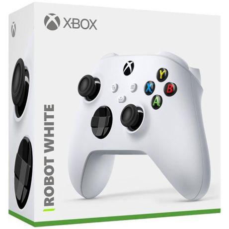 Controller Wireless Xbox Series X Robot White Microsoft Nou sigilat