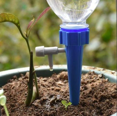 Капково напояване за цветя саксии автоматична система за поливане