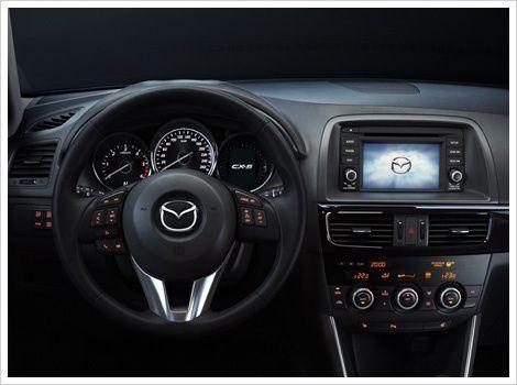 Harti navigatie 2021 Mazda 6 CX-3 CX-5 cu sistem NB1 by TomTom