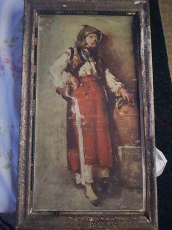 Tablou tarancuta Grigorescu