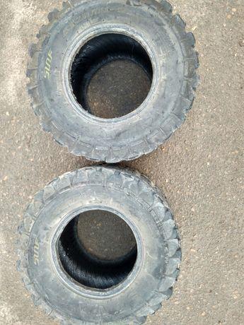 Продавам задни гуми за атв Sunf