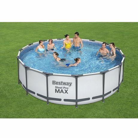 Каркасный бассейн Bestway (доставка бесплатна)
