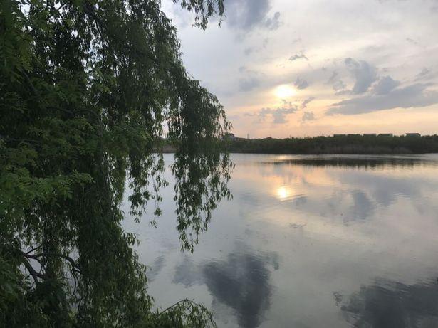 Lacul Buftea, teren cu deschidere la lac , ocazie rara!