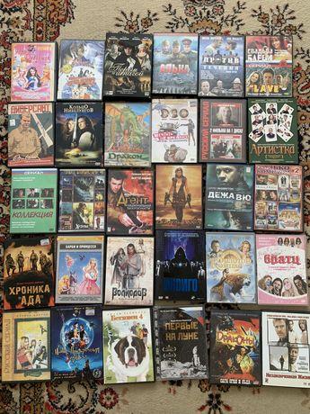 DVD диски с фильмами лицензия
