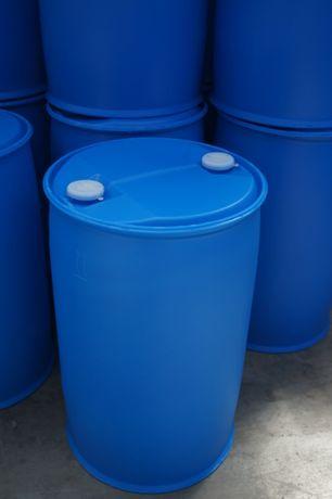 Пластиковые бочки 200-227л. можно для пищевой цели