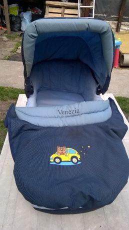 Зимен кош за бебешка количка