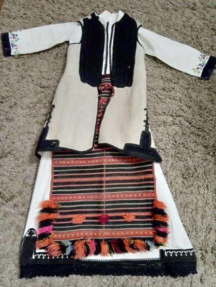 Подполистерска и Битолска носии