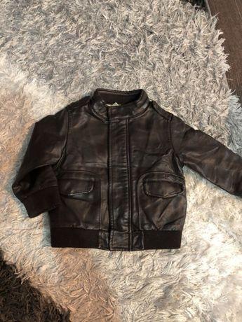 Стильная куртка Zara на 1,5 года