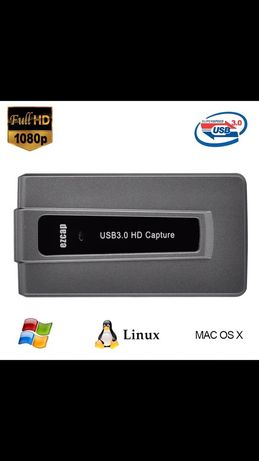 Ezcap 287 USB 3.0 UHD HDMI PC Game Capture Live Streaming 1080p 60fps