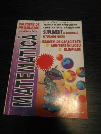 Vand manual de Matematica