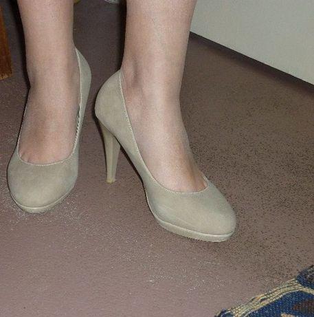 Дамски официални обувки 38н