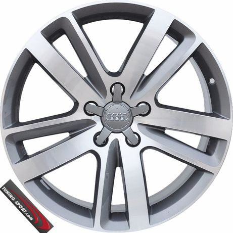 Ал. джанти 20 цола за Audi Q7 2005>2015 г. 5х130
