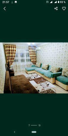 Суточная квартира в центре города Туркистанская 2/3.рядом Плазы,Арбат.