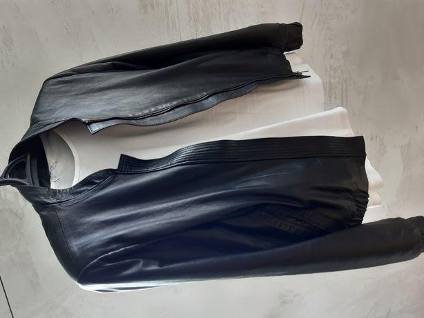 Кожа куртка 46 размер