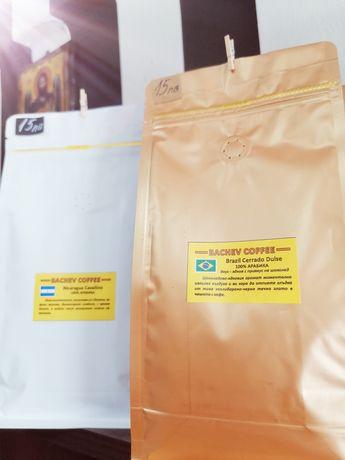 Кафе на зърна-Арабика 250гр/500гр.
