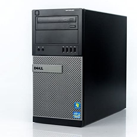 GAMING DELL Optiplex/Cpu i5-3.6GHZ/Ram 8GB/ AMD Rx-580-8GB/SSD+HDD 1TB