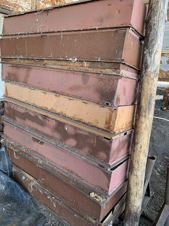 Наращивание ящика стс 6-12 сеялки омичка