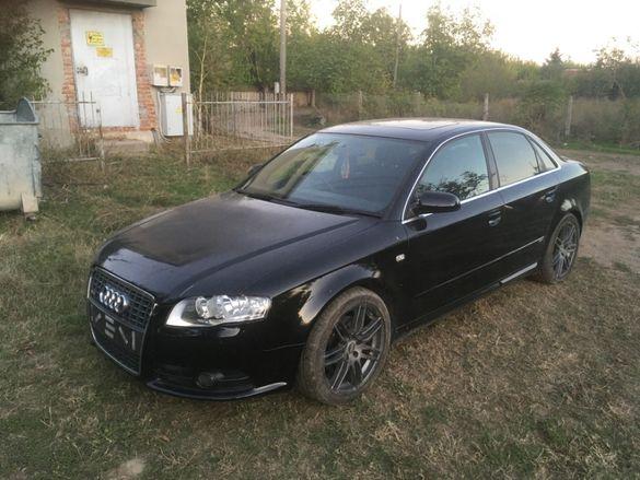 Ауди а4 б7 1,8т БФБ на части с-лине Audi A4 b7 1.8t s-line