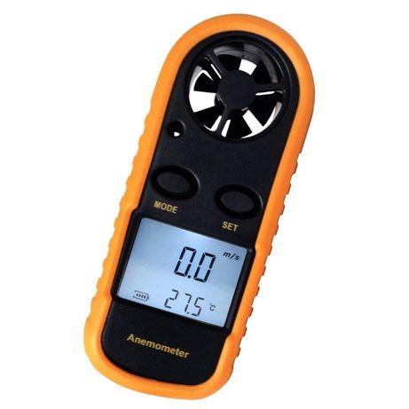 AM-816 Ветрометър ( Анемометър) + термометър