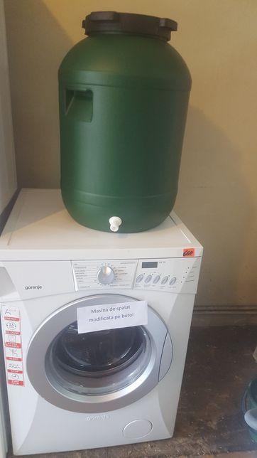 Mașina de spălat modificată pe butoi Gorenje