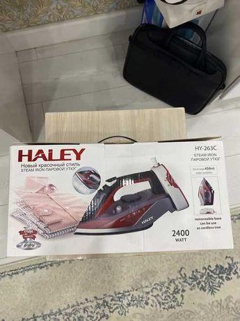 Продам новый Паровой утюг HALEY HY-263C