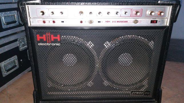 Cub chitara HH  V-S Musician made in England!